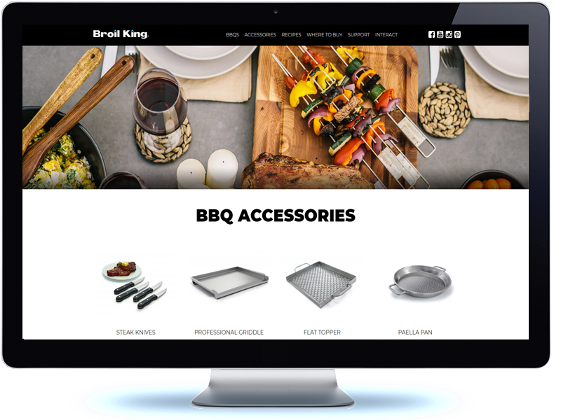 Broil King - Koda Web Design Auckland