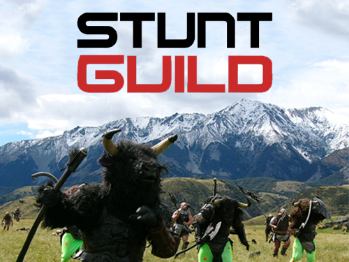 Stunt Guild NZ - Koda Web Design Auckland