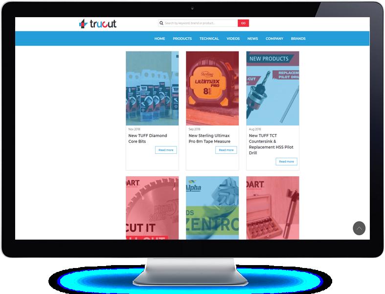 Trucut NZ - Koda Web Design Auckland