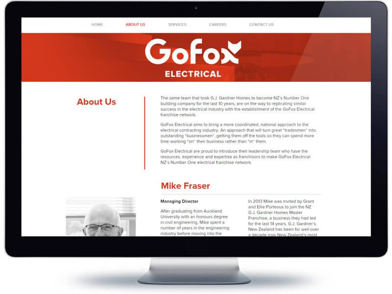 GoFox - Koda Web Design Auckland