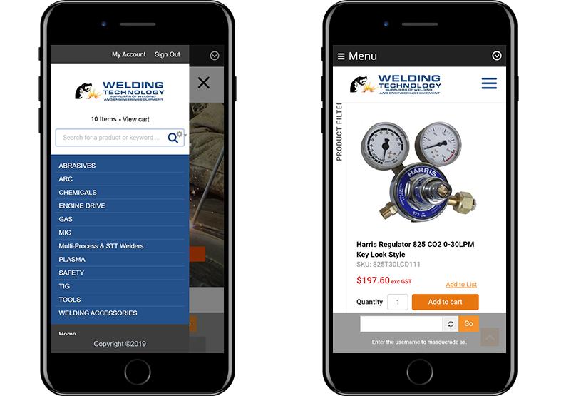 Welding Technology - Koda Web Design Auckland
