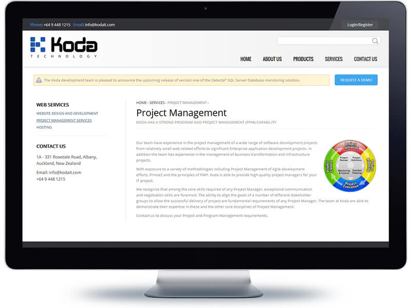 Koda Technology - Koda Web Design Auckland