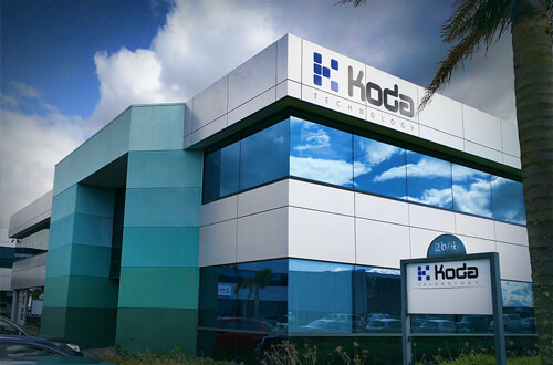 Koda Technology Building