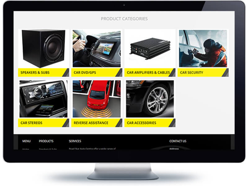 Category Page - Web design auckland