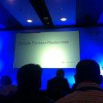 The Google Masterclass Seminar