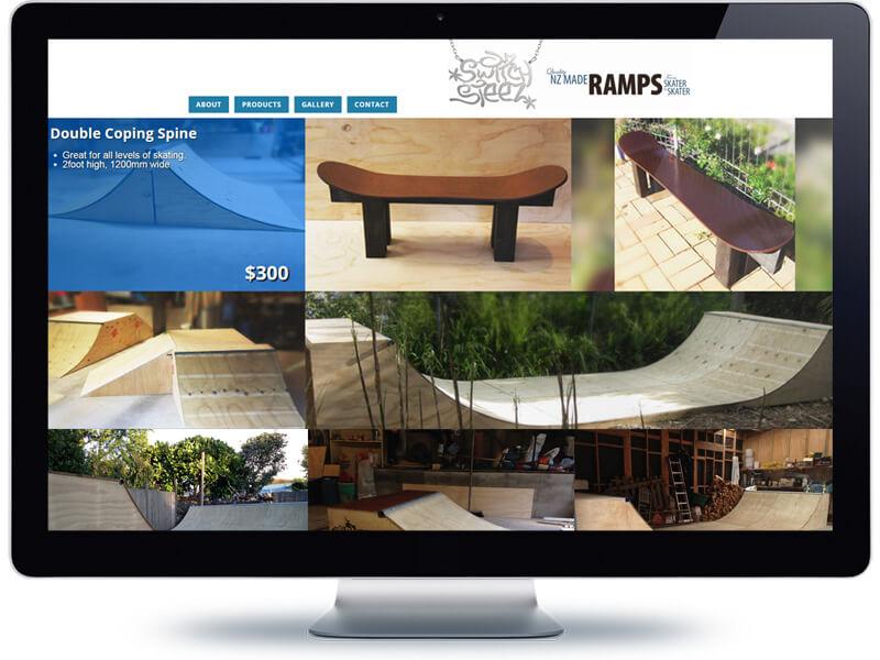 Switch Steez Ramps - Koda Web Design Auckland