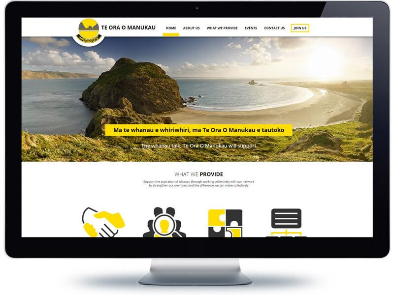 Te Ora O Manukau - Koda Web Design Auckland