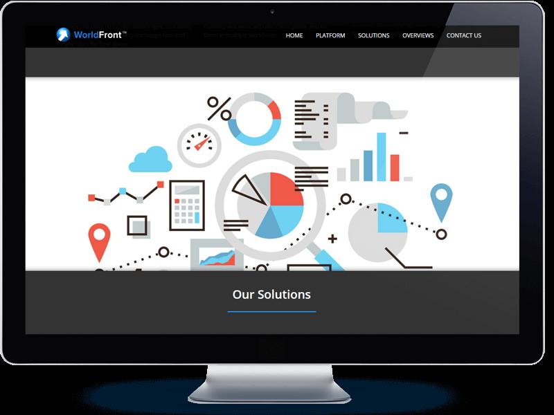 WorldFront Platform - Koda Web Auckland